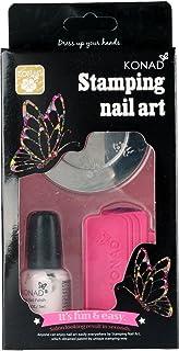 Konad Stamping Nail Art Kit Set C Amazon Beauty