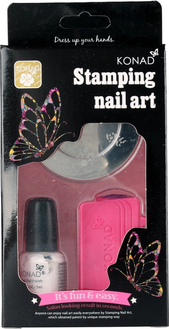 Buy konad stamping nail art online at low prices in india amazon prinsesfo Choice Image