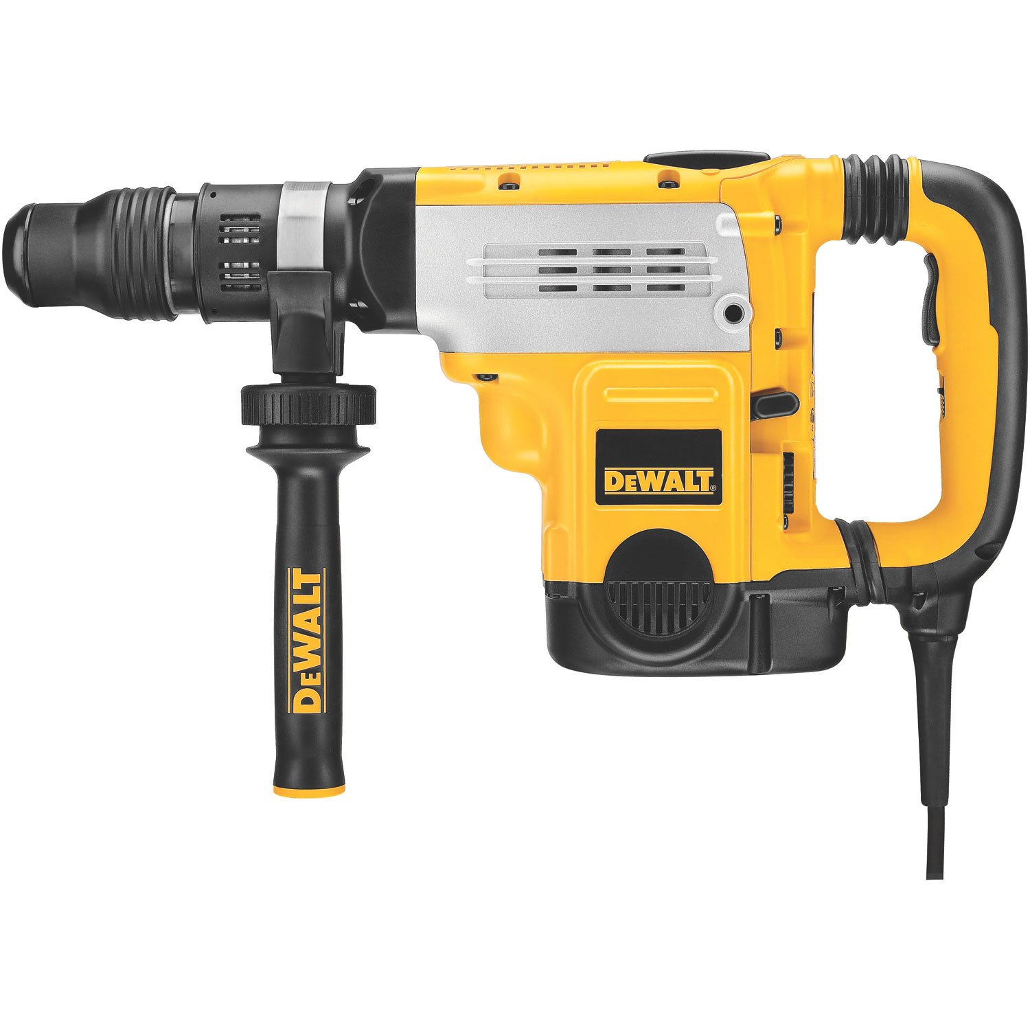 DEWALT D25712K 1-7 8-Inch SDS Max Combination Hammer with CTC