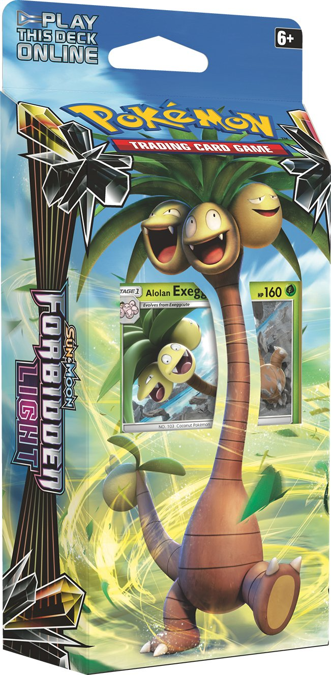 Pokémon POK81427 Sun and Moon 6: Cubierta con temática de luz prohibida, 1 al Azar: Amazon.es: Juguetes y juegos