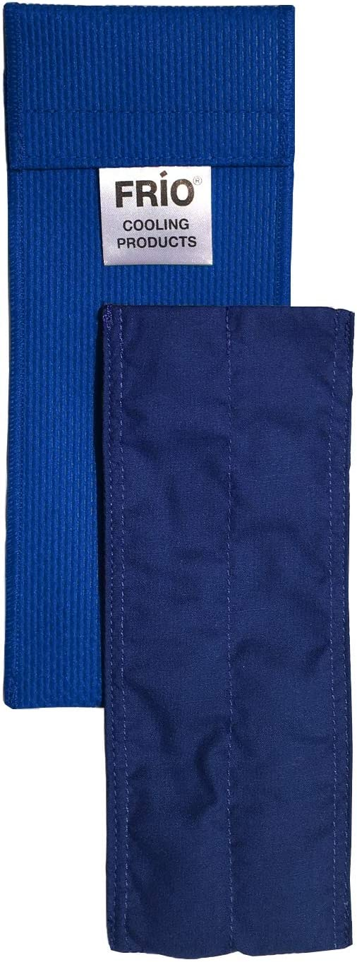Frio Cooling Wallet - Individual-Blue-Keep Insulin Cool up to 45 hrs Without Ever Needing refriger'n! Accept NO Imitation!-Low Shipping Rates-