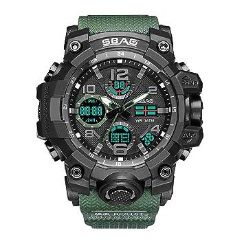 RELOJ DEL DIVER, Relojes Deportivos Digitales Para Hombre - Relojes Deportivos Impermeables Al Aire Libre