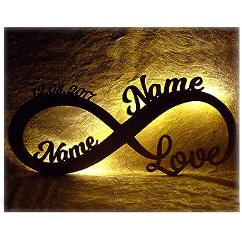 Valentinstagsgeschenk Infinity I Das Perfekte Liebesgeschenk