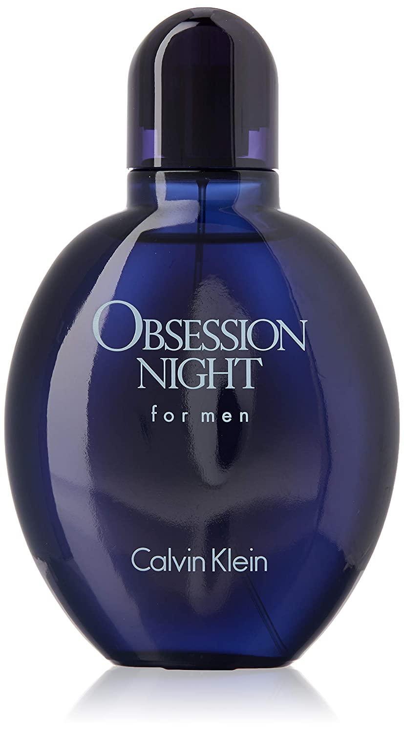 Calvin Klein Obsession Night For Men Edt Vapo 125 Ml 1 Unidad 120 g