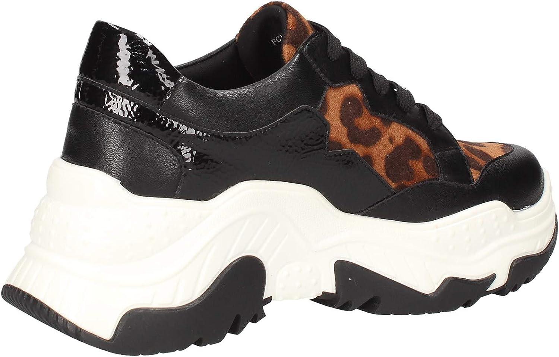 Fracomina FC19FM300 Sneakers Donna Nero