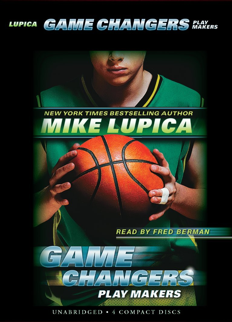 Game Changers Book 2: Play Makers - Audio