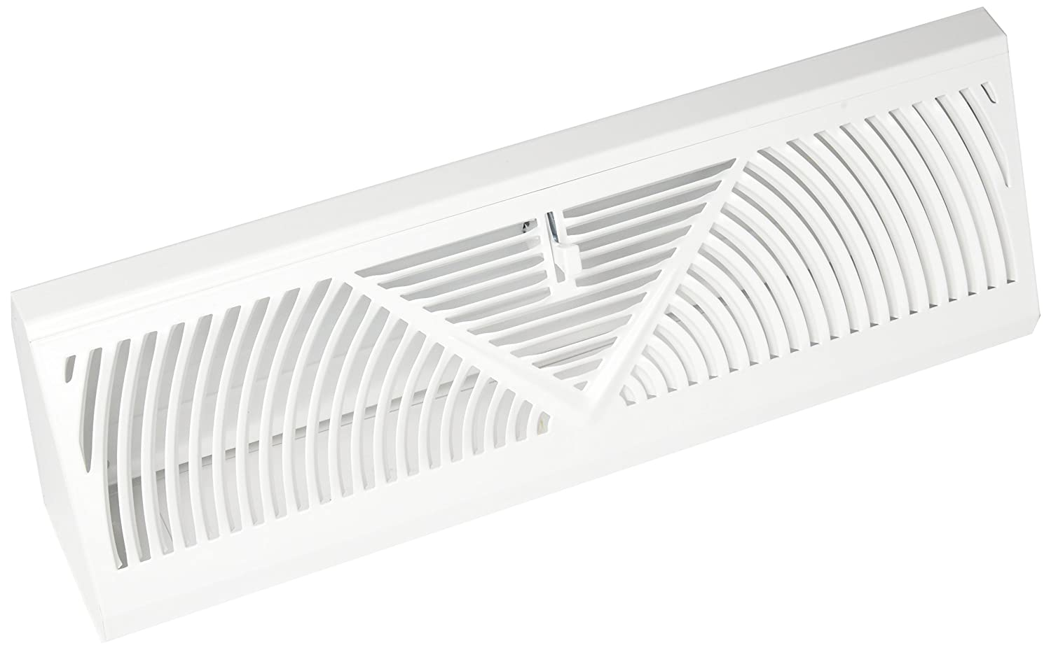"""Imperial 2-1/2"""" x 15"""" Baseboard Diffuser Register, White, RG1626-A"""