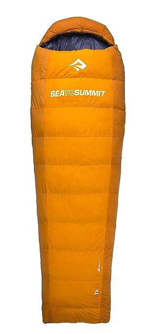 Sea to Summit Trek III 12 Grado 4 Temporada Abajo Saco de Dormir con Bolsa de compresión: Amazon.es: Deportes y aire libre