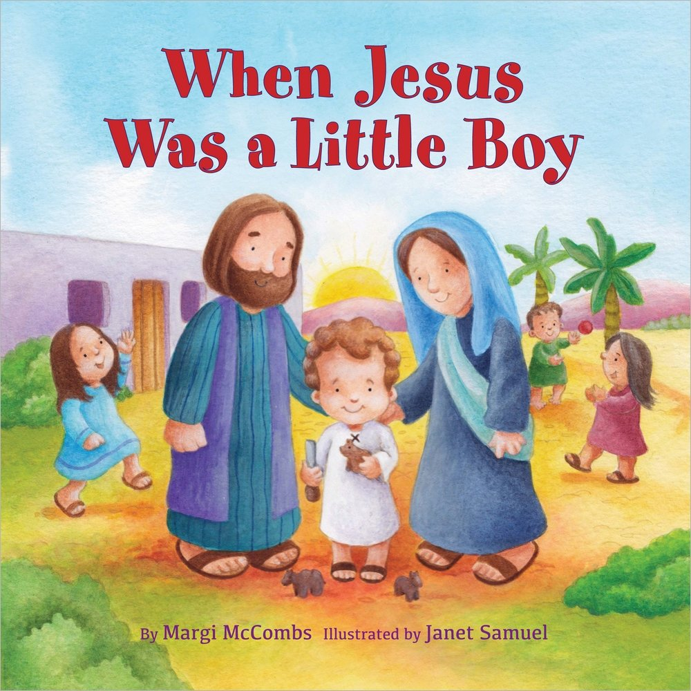 Download When Jesus Was a Little Boy ebook