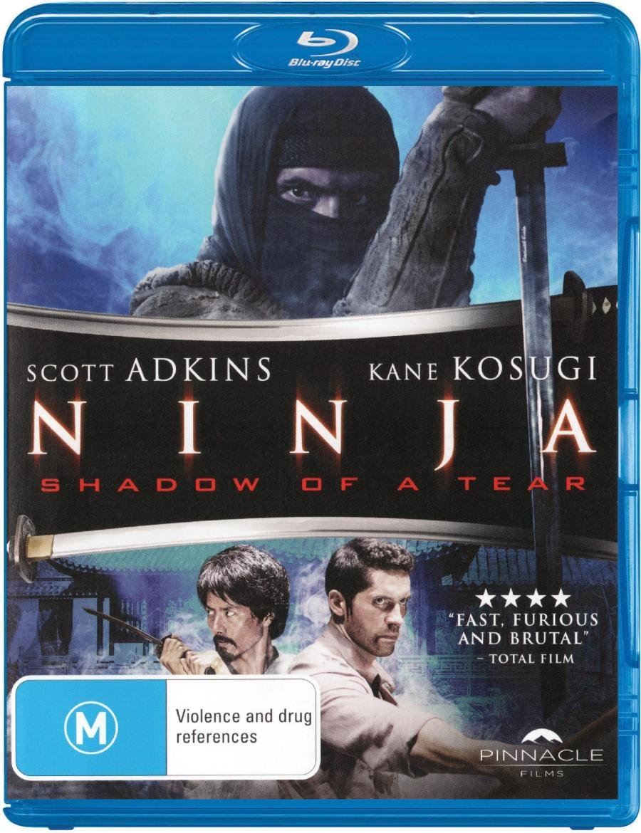 Amazon.com: Ninja Shadow of a Tear | NON-USA Format | Region ...