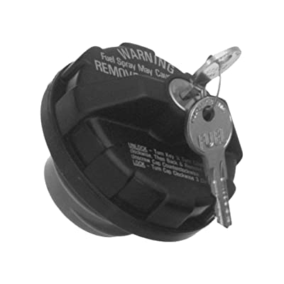 ACDelco GT139L GM Original Equipment Locking Fuel Tank Cap: Automotive