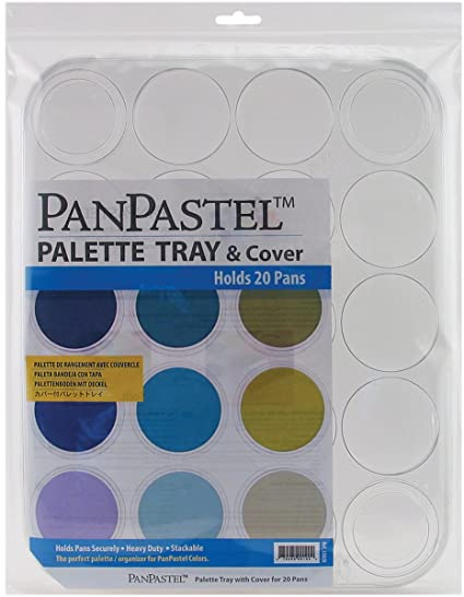 Panpastel Palette Tray-14x11 - 20 Cavity