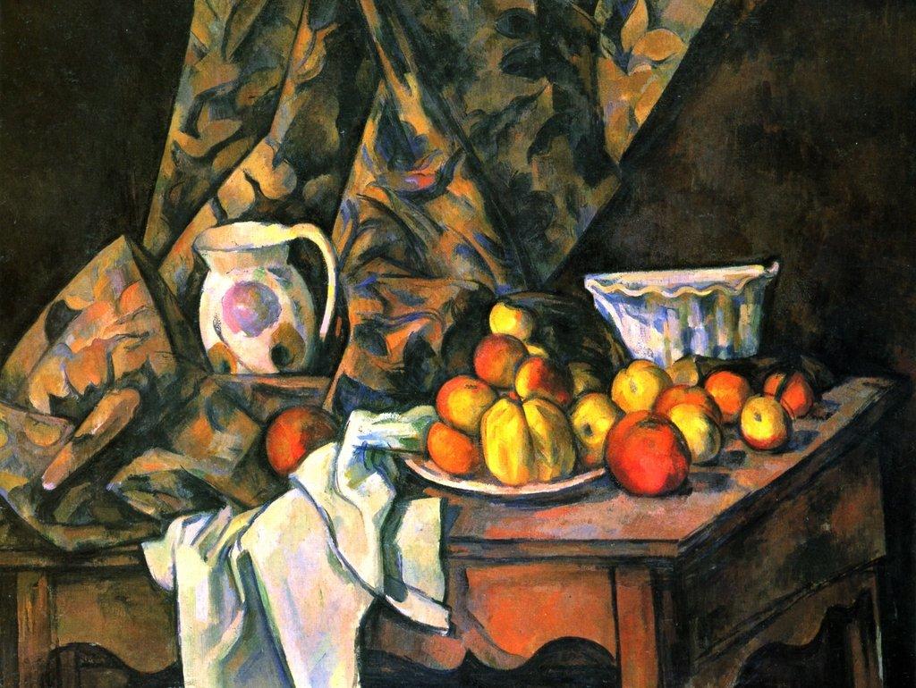 Lais Puzzle Paul Cézanne - Stilleben mit Äpfeln und und und Pfirsichen 2000 Teile 6cf255