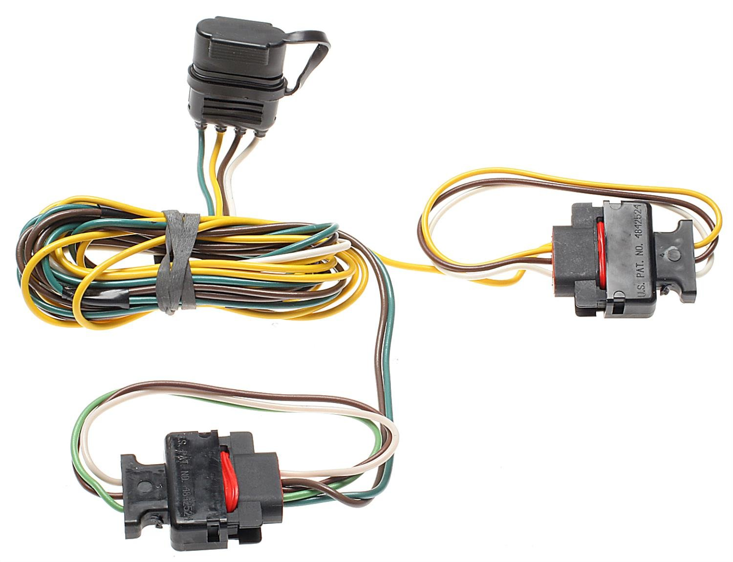 ACDelco TC187 Professional Inline to Trailer Wiring Harness Connector TC187-ACD
