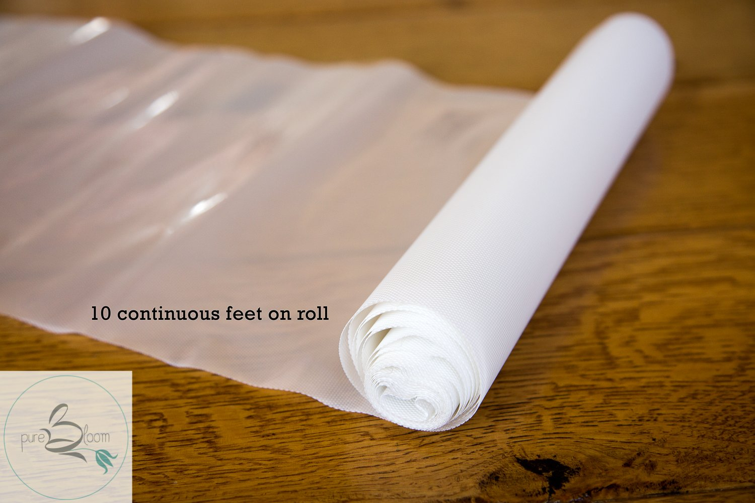 10 ft Continuous Roll for Hot Fix Iron On Rhinestones Heat Transfer Tape by PureBloom Products x 12.5 Iron On Transfer Paper