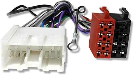 Car Radio Adapter For Mitsubishi Iso Elektronik