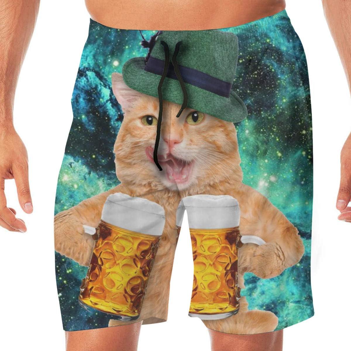 NiYoung Extreme Comfort Swim Trunks Big /& Tall Half Pants for Men Boy Fast Dry Sportwear