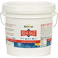 RedmondTrading Co., Real Salt Granular Bulk Bucket 10 Lbs.