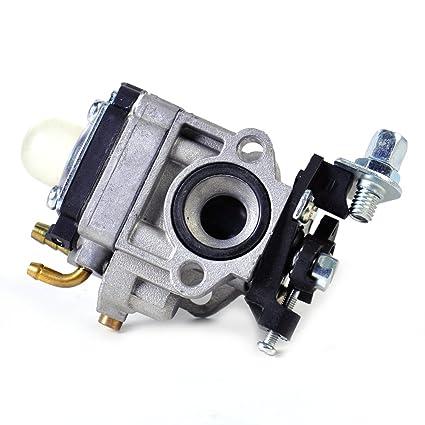 Amazon com: Carburetor Carb Motor Parts for Eskimo Stingray S33Q8