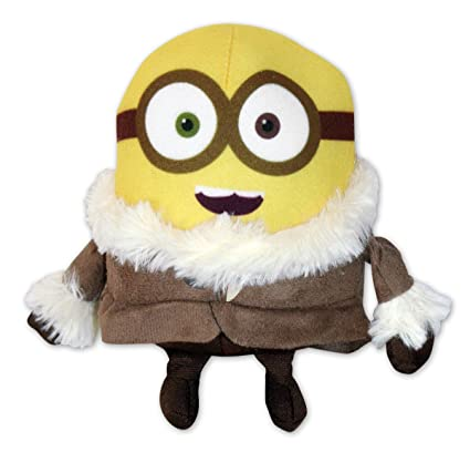 Close Up Figura de Peluche Ice Village Minion Bob de 15 cm