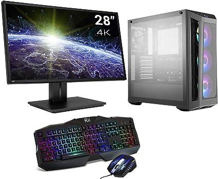 Sedatech Pack PC Gaming Watercooling AMD Ryzen 7 3800X 8X 3.9Ghz, Geforce RTX 2080 Super