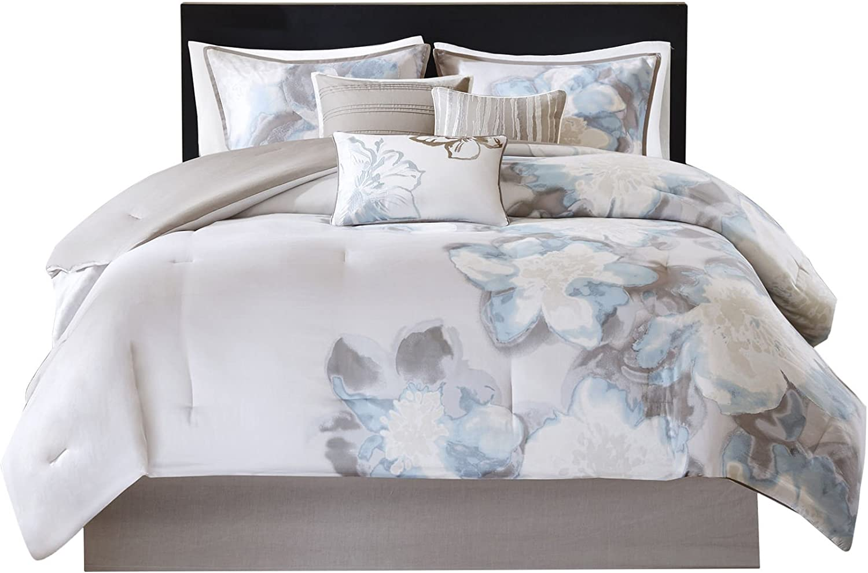 Willa Arlo Interiors Crosstown 7 Piece Comforter Set King Amazon Ca Home Kitchen