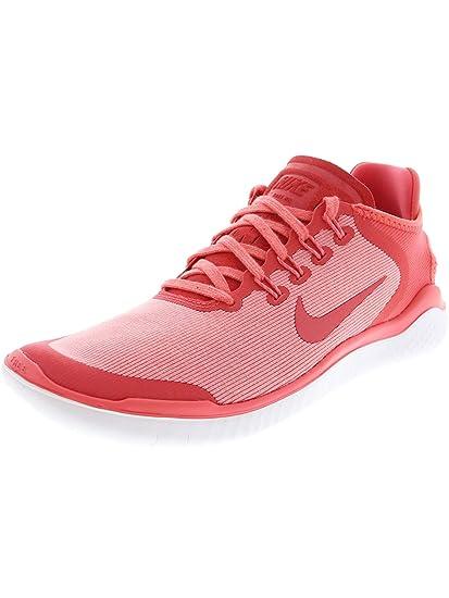 a0ebeae4602 Amazon.com  Nike Women s Free RN 2018 Sun Running Shoe (9 B(M) US ...