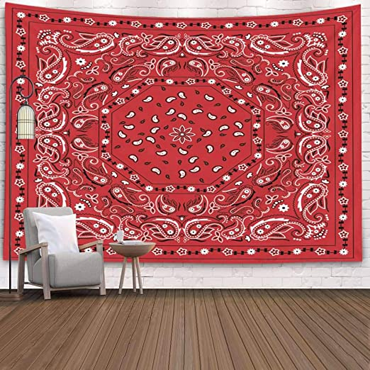 Art Christmas Print Tapestry New Room Wall Hanging Psychedlic Tapestry Home Deco