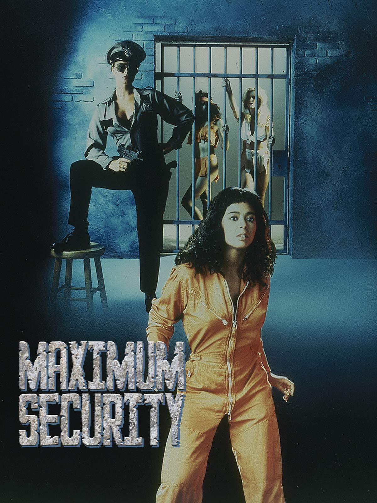 Maximum Security on Amazon Prime Instant Video UK