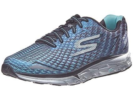New type mens Skechers GO RUN FORZA Black Running Shoes