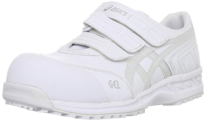 [アシックス] 安全靴 作業靴 ウィンジョブ®52S B0072RWV42 ホワイト/ホワイト 22.5 cm