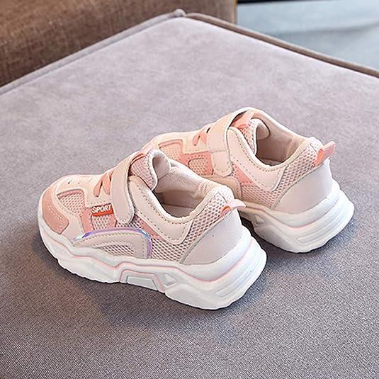 catmoew Kinder Sneaker Ultraleicht Mesh atmungsaktiv