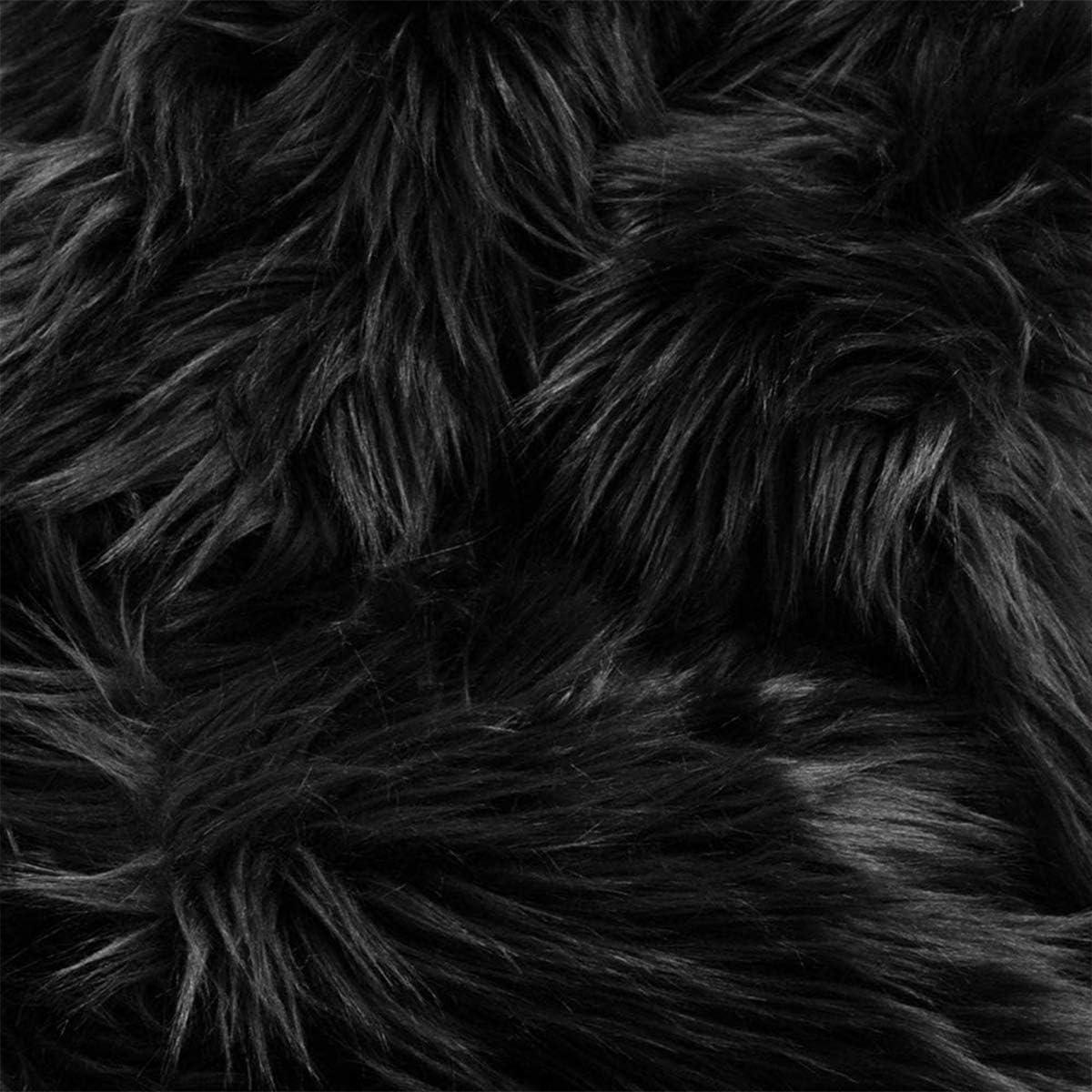 Aeternum - Shaggy Faux Fur Fabric - One Yard - 60