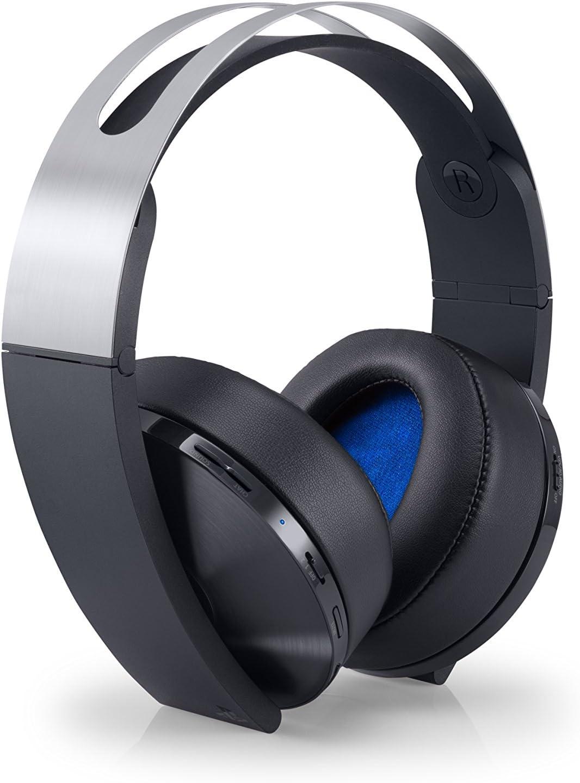Sony - Auriculares Inalámbricos Platinum (PS4): Sony: Amazon.es: Videojuegos