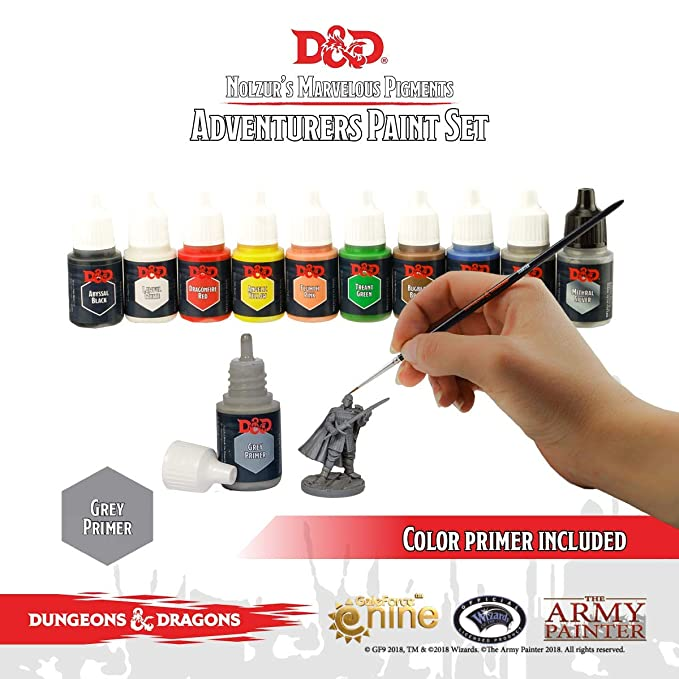 Amazon.com: The Army Painter Dungeons and Dragons Official ...
