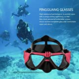Underwater Camera Plain Diving Mask Scuba Snorkel