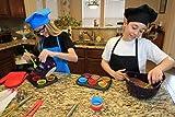 Kids Baking Set - 4 Piece Kids Cooking Utensils