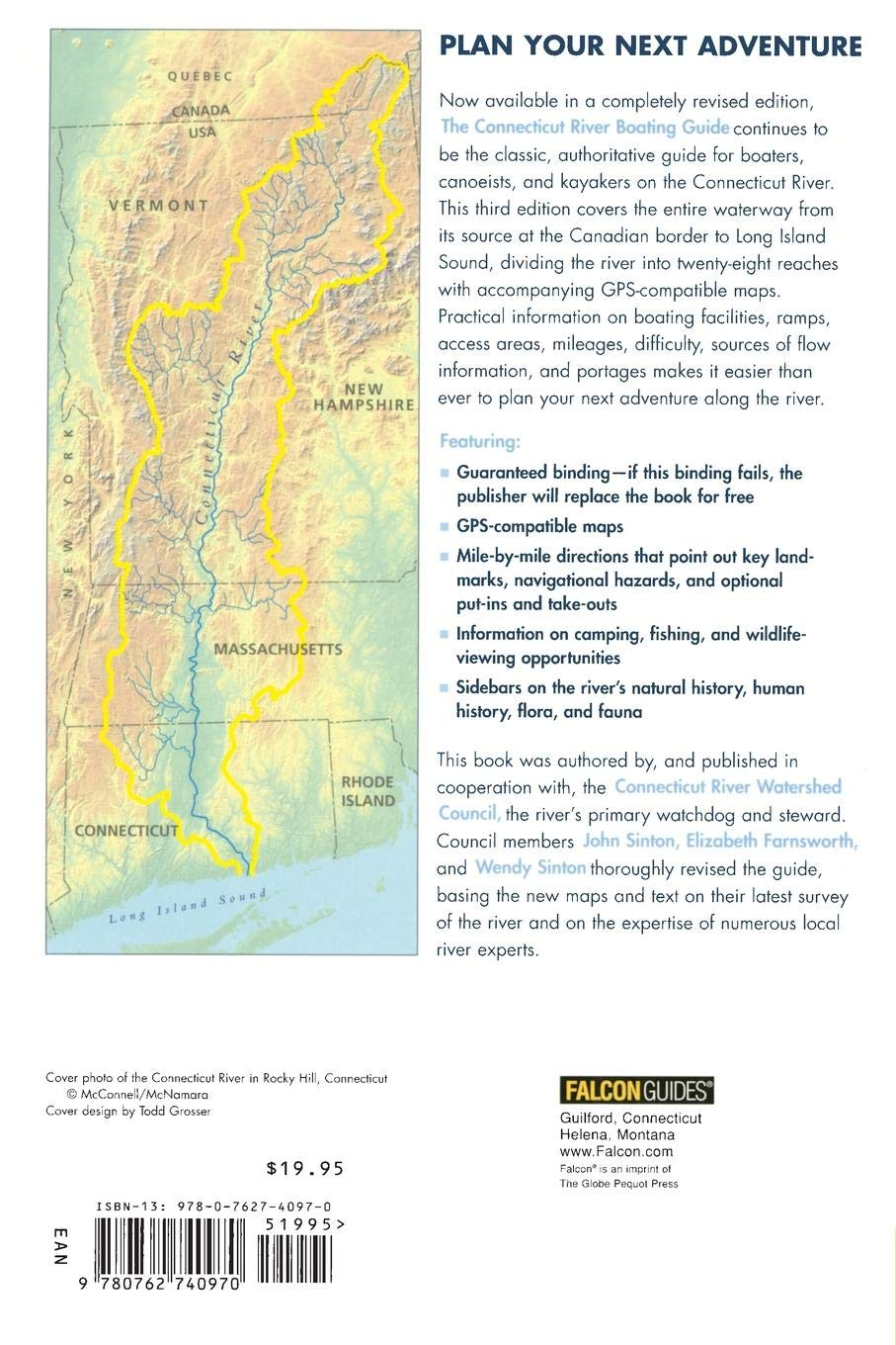 The Connecticut River Boating Guide: Source to Sea, 3rd Edition ...