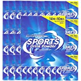 スポーツドリンクパウダー粉末 1L用×10袋入り 20箱セット(計200袋) 清涼飲料無果汁