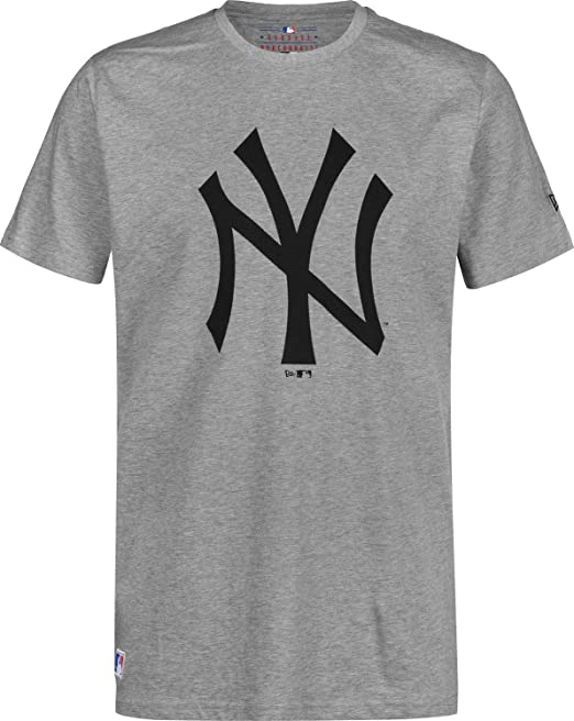 d80a1424e2b28 A NEW ERA Era MLB Team Logo NY Yankees Camiseta  Amazon.es  Ropa y  accesorios
