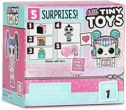 sorpresa piccoli giocattoli 5 x L.O.L spedizione gratuita
