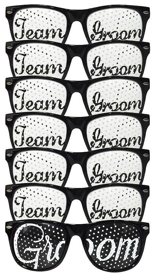 Juego de gafas de sol para fiestas de boda: Amazon.es: Hogar