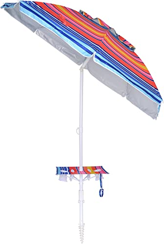 Copa 7ft. Polyester Beach Umbrella