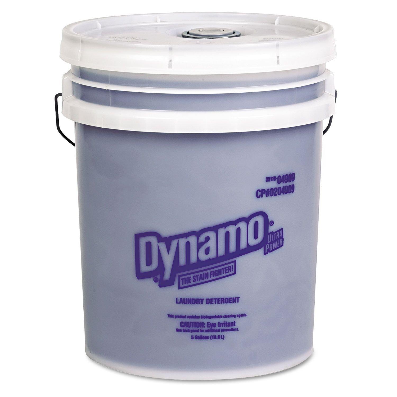 Dynamo Industrial Strength Laundry Detergent - 5 gal. (640 oz.) - 410 loads by Dynamo