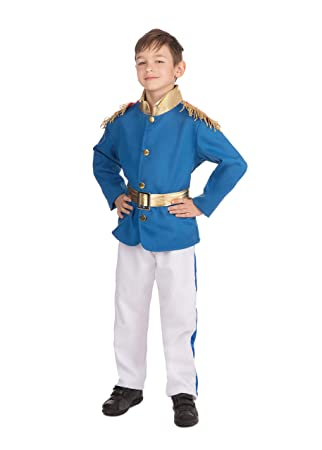 Bristol Novelty Traje Príncipe Pequeño Edad 3-5 años: Amazon.es ...