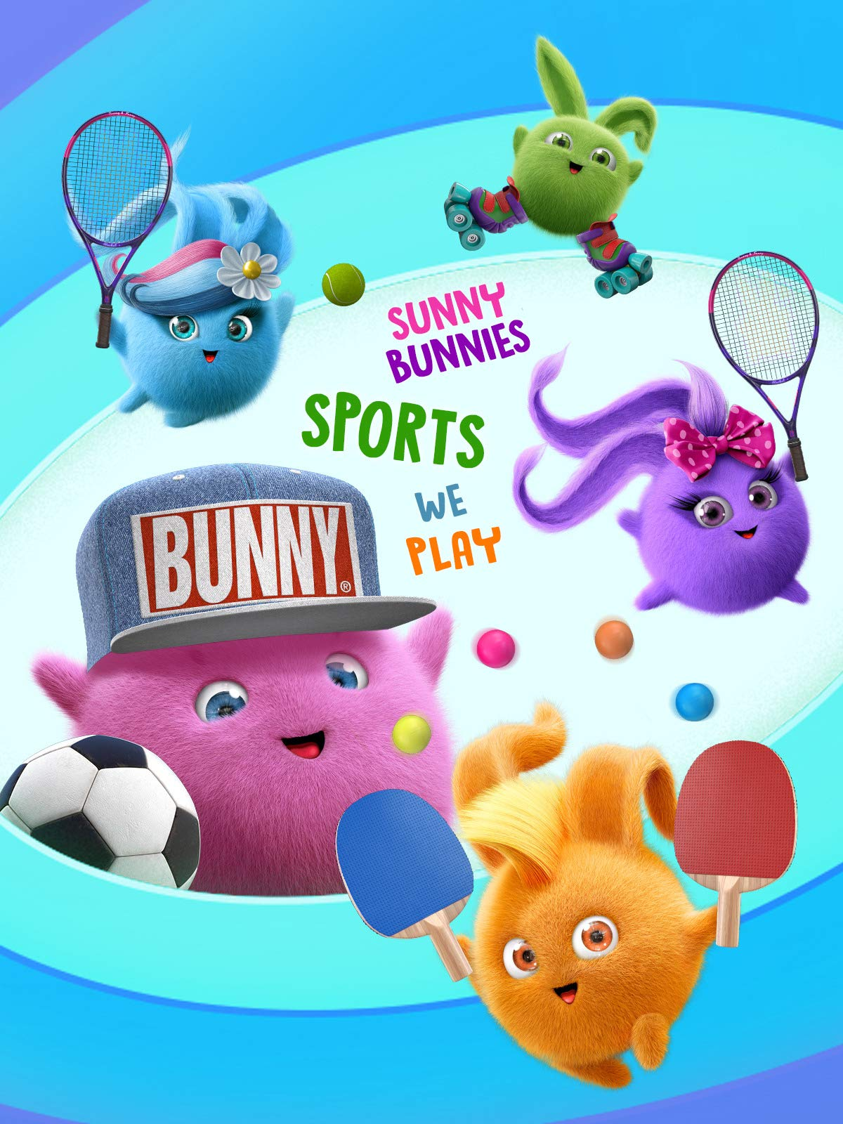Sunny Bunnies - Sports We Play