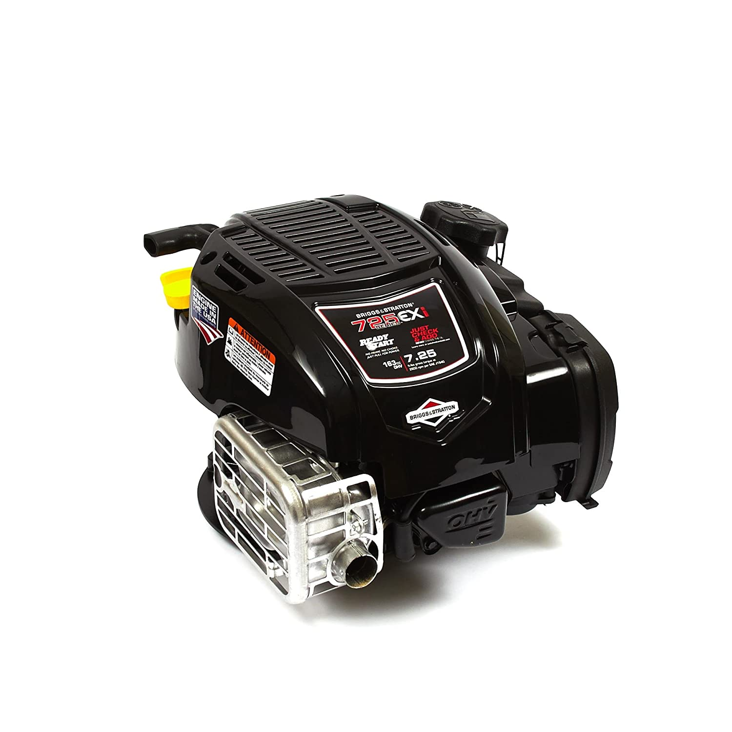 Briggs and Stratton 104M02-0020-F1 163cc 725Exi Series Push Mower Engine