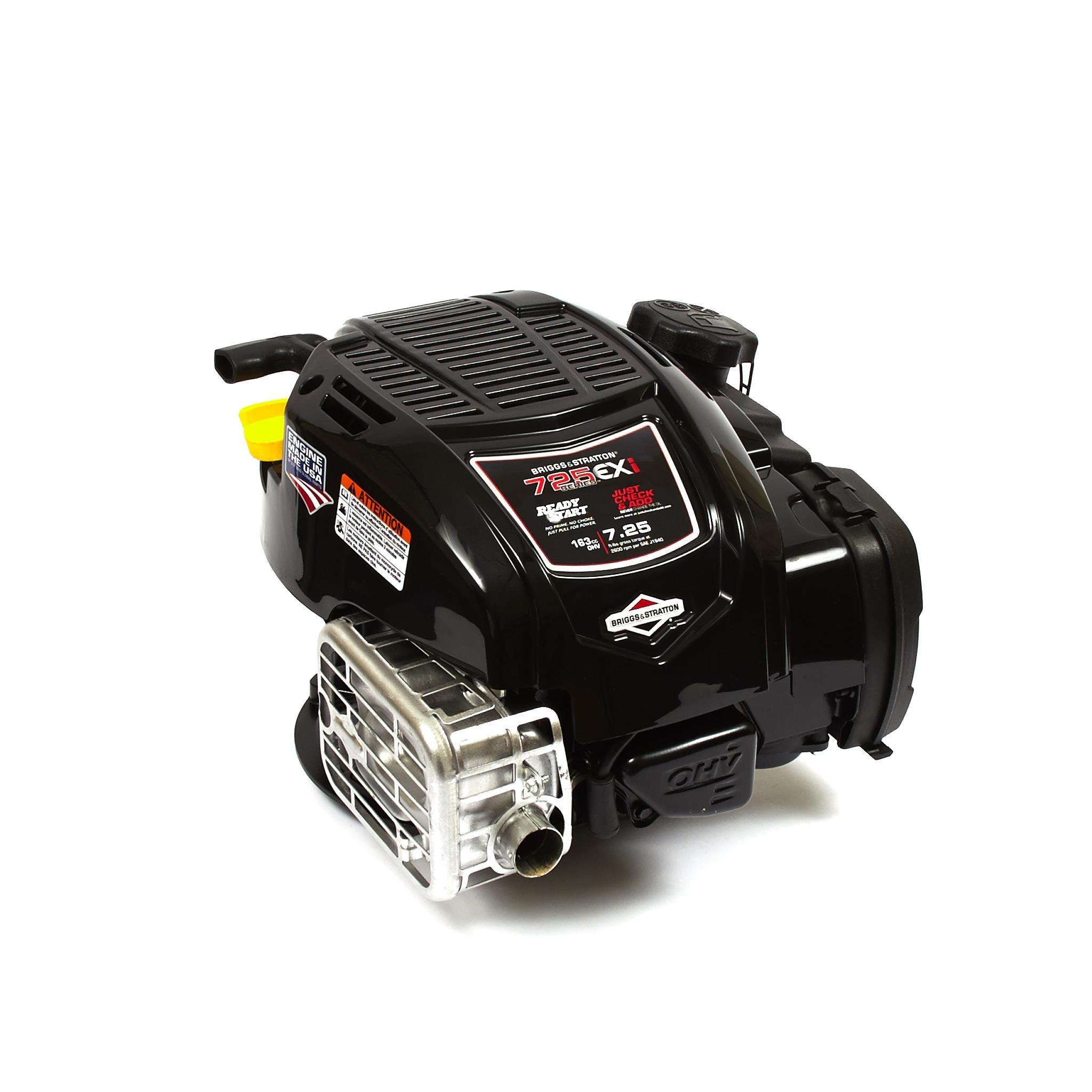 Briggs and Stratton 104M02-0020-F1 163cc 725Exi Series Push Mower Engine