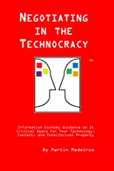 Negotiating in the Technocracy Kindle Edition