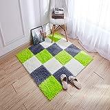 YIYEZI 3030cm Kids Carpet Foam Puzzle Mat EVA Long